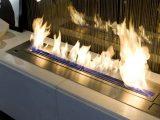 Die gemütliche Atmosphäre in flackerndem Licht – die Ethanol Feuerstelle